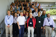 Participants of the 10 Years ICAMS symposium in June 2018.